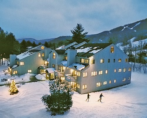 New Hampshire resort winter