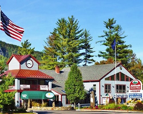 New Hampshire resort